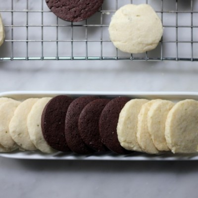 shortbread cookie variations