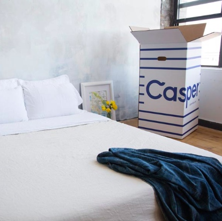 Casper Mattress -- VRAI Magazine