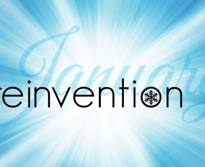 January is... Reinvention -- VRAI Magazine