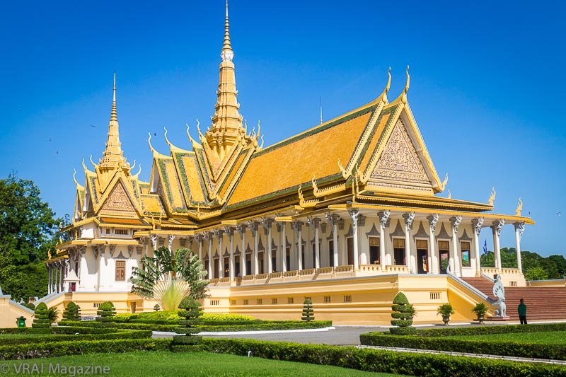 Royal Palace of Cambodia -- VRAI Magazine