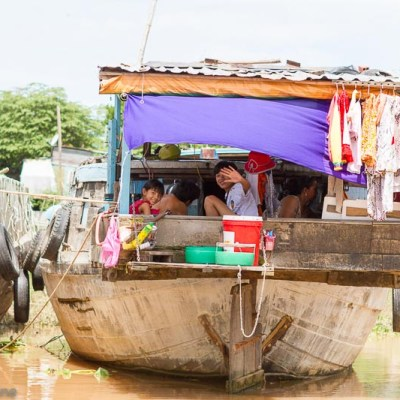 Floating Village of Vietnam - VRAI Magazine