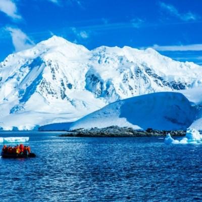 Antarctica -- VRAI Magazine