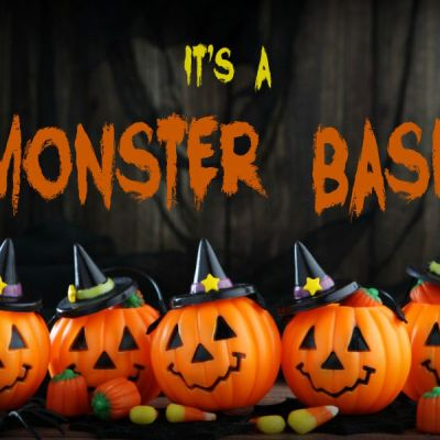 October is a Monster Bash