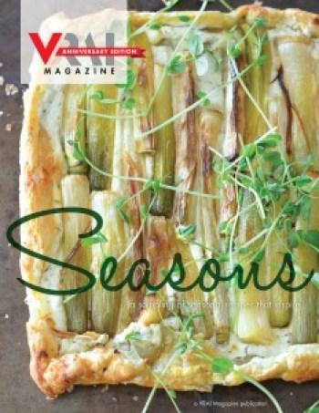 VRAI Magazine Limited Edition Cookbook_