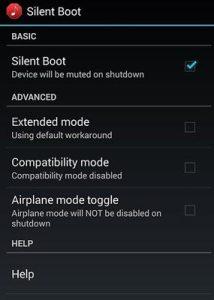 Supprimer son démarrage Android sans être root