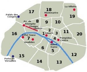 Prix m2 Paris quartier par quartier