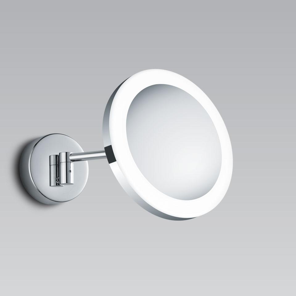 Miroir Grossissant Et Lumineux Rond Ksp R2 Par Bpe Licht Ref 18060482