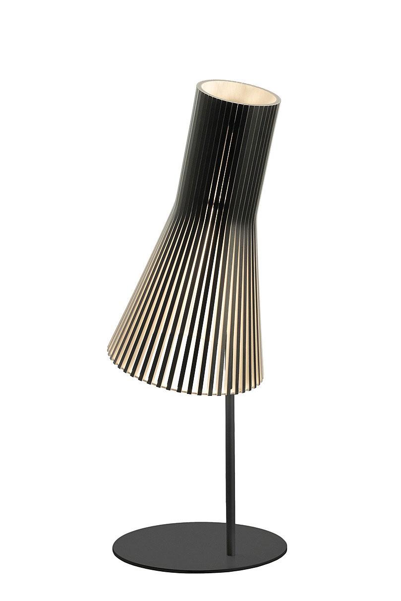 lampe de table design scandinave 4 finitions differentes