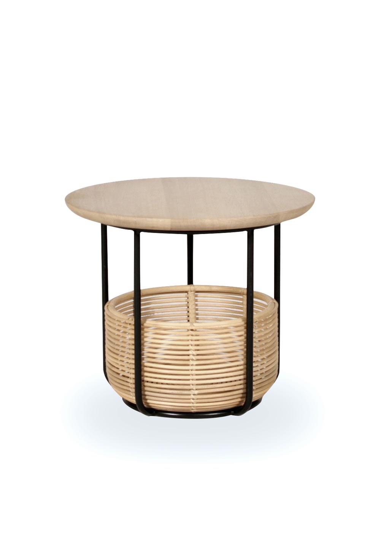 petite table d appoint plateau en bois existe en grand modele