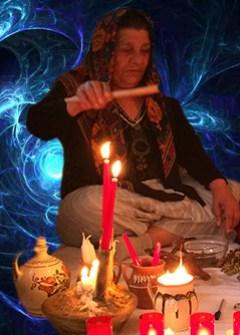 Vrăjitoarea Baba Elvira