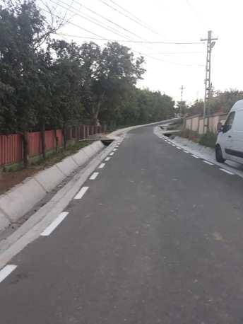 drum comunal asfaltat