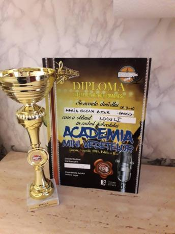 diploma trofeu 3
