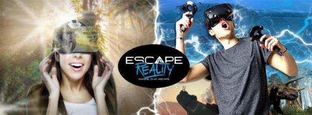 escape reality delaware