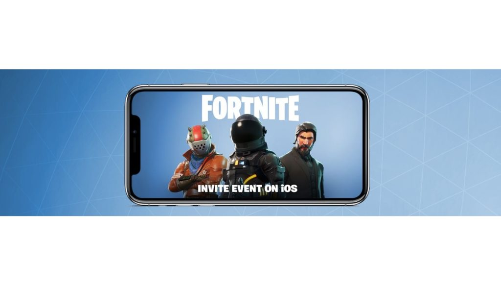 Heres How To Get Invited To Fortnite Mobile For IOS VR News Games And Reviews