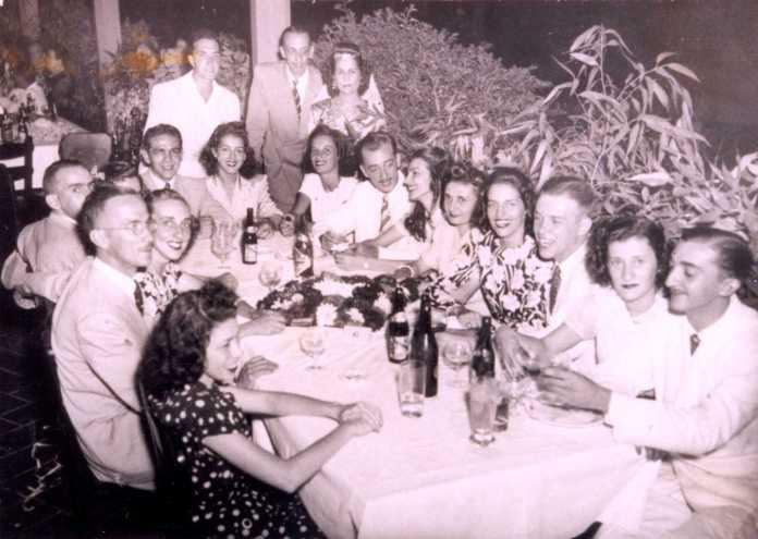 Como eram as festas em Volta Redonda?