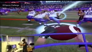 VR Sports Training