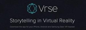 VRSE Apple VR Apps