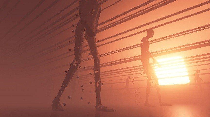 surge walking alien screenshot for rift