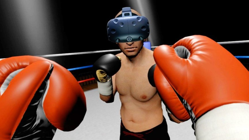 thrill of the fight vr game review screenshot for oculus rift