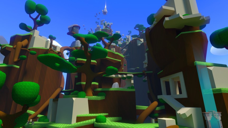 windlands vr for oculus rift game review screenshot
