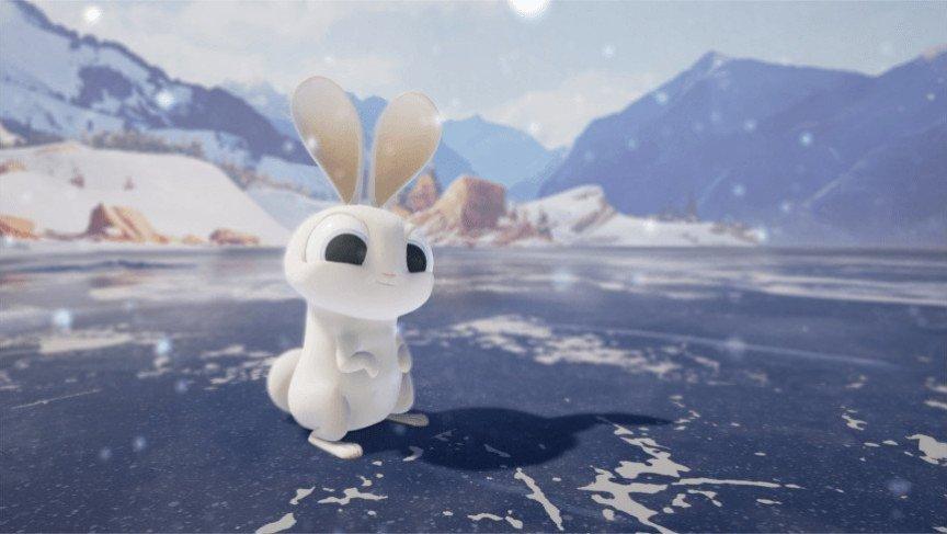 invasion bunny screenshot for oculus rift