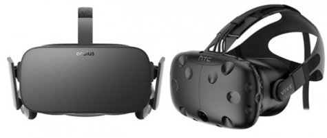 which is better oculus rift htc vive design small