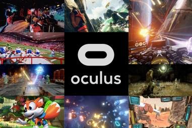 vr games for oculus rift collage