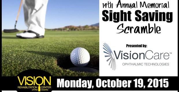 14th Annual Memorial Sight Saving Scramble Golf Tournament