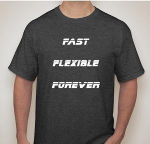 Fast, flexible, forever