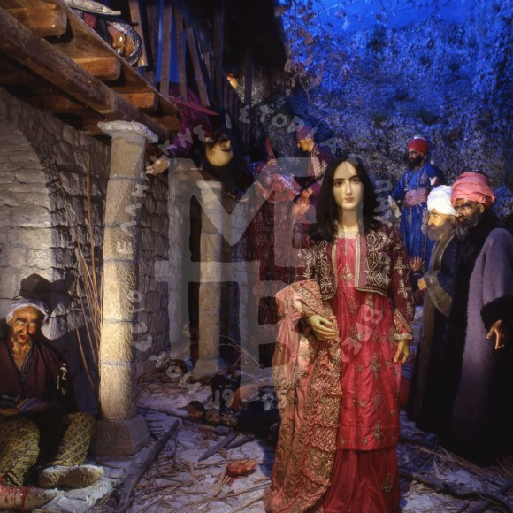 Ali-Pasha's slaughter