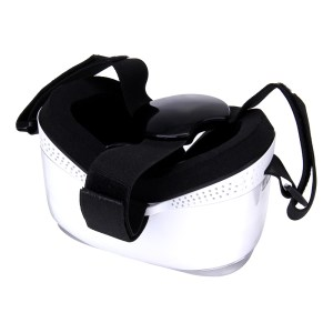 Not the biggest or smallest HMD on the market, but definitely one to watch for.