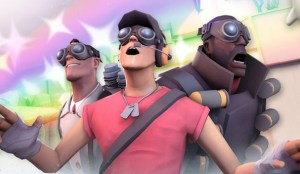From the creators of Team Fortress 2