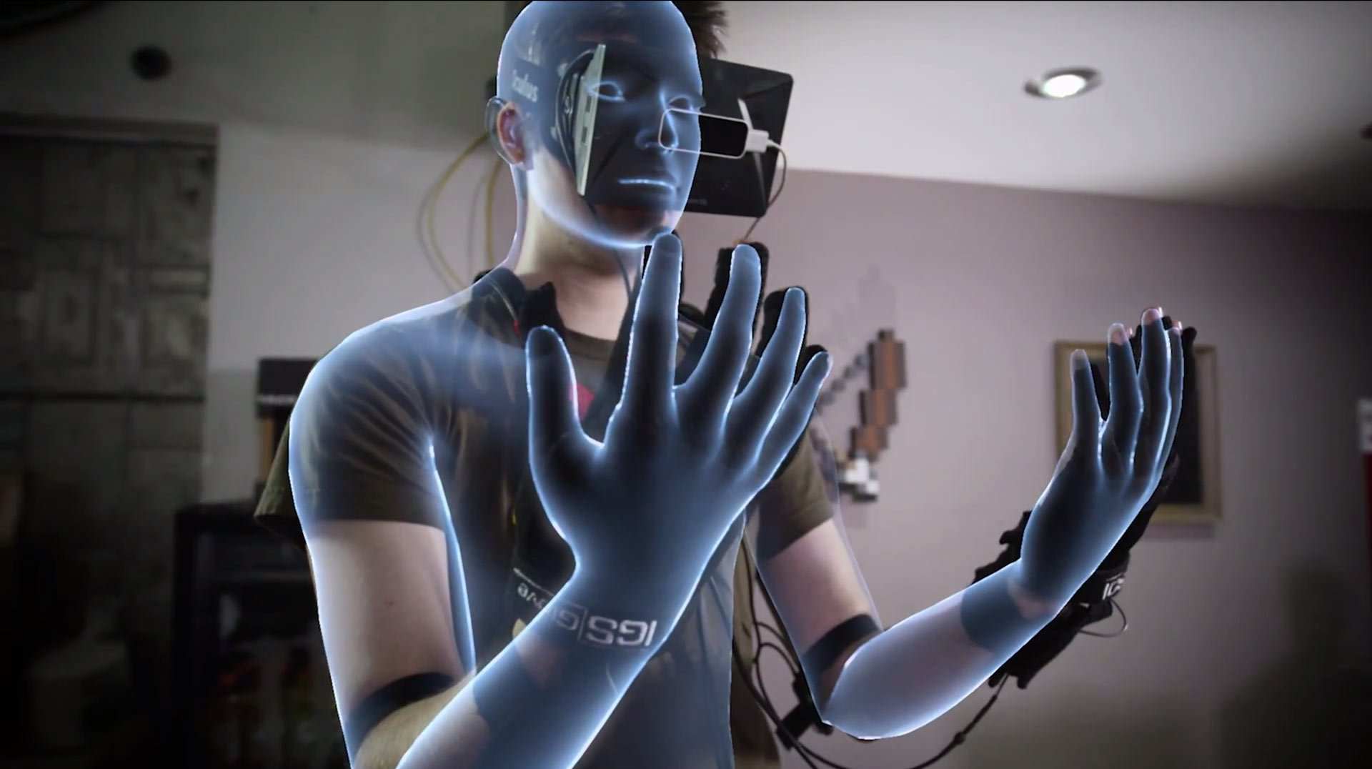 finger tracking Reach into the future of virtual and augmented reality with the most advanced hand tracking on earth, used by over 300,000 developers worldwide.