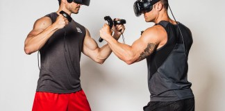 Virtual Reality Sports Battle