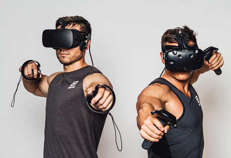 Fit Trend to Watch: Location-Based VR Experiences