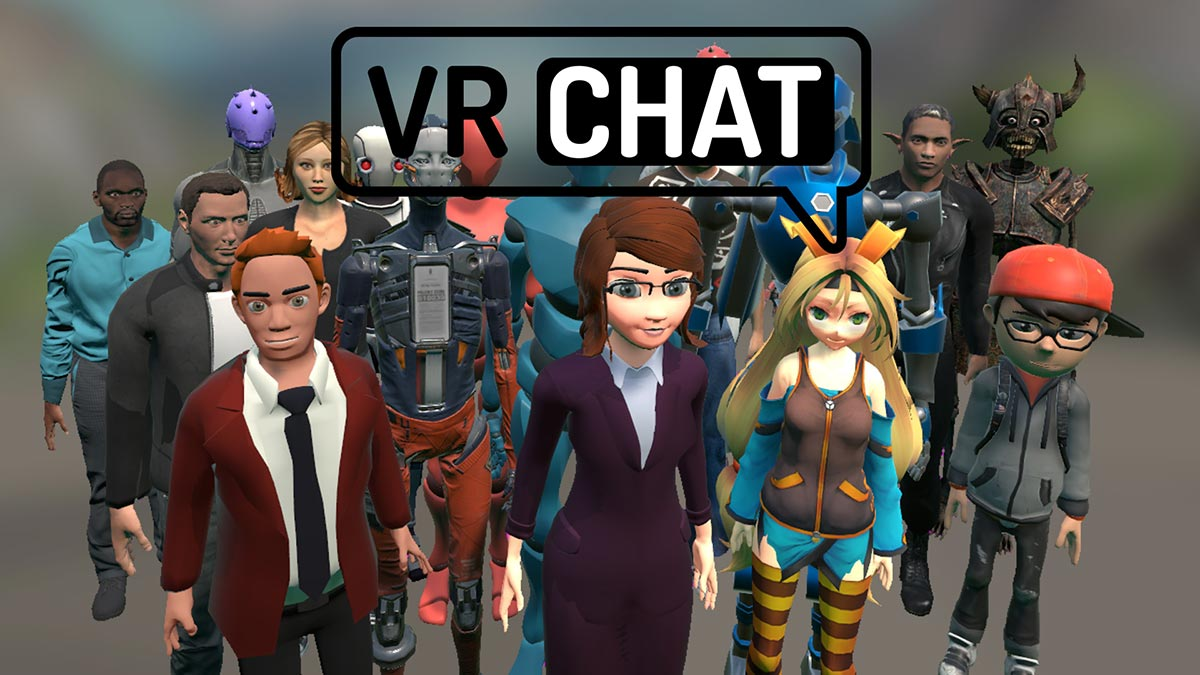 VRChat's Full-Body Tracking Attracts Pole Dancers, Breakdancers and More