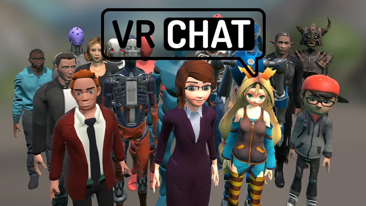VRChat's Full-Body Tracking Attracts Pole Dancers