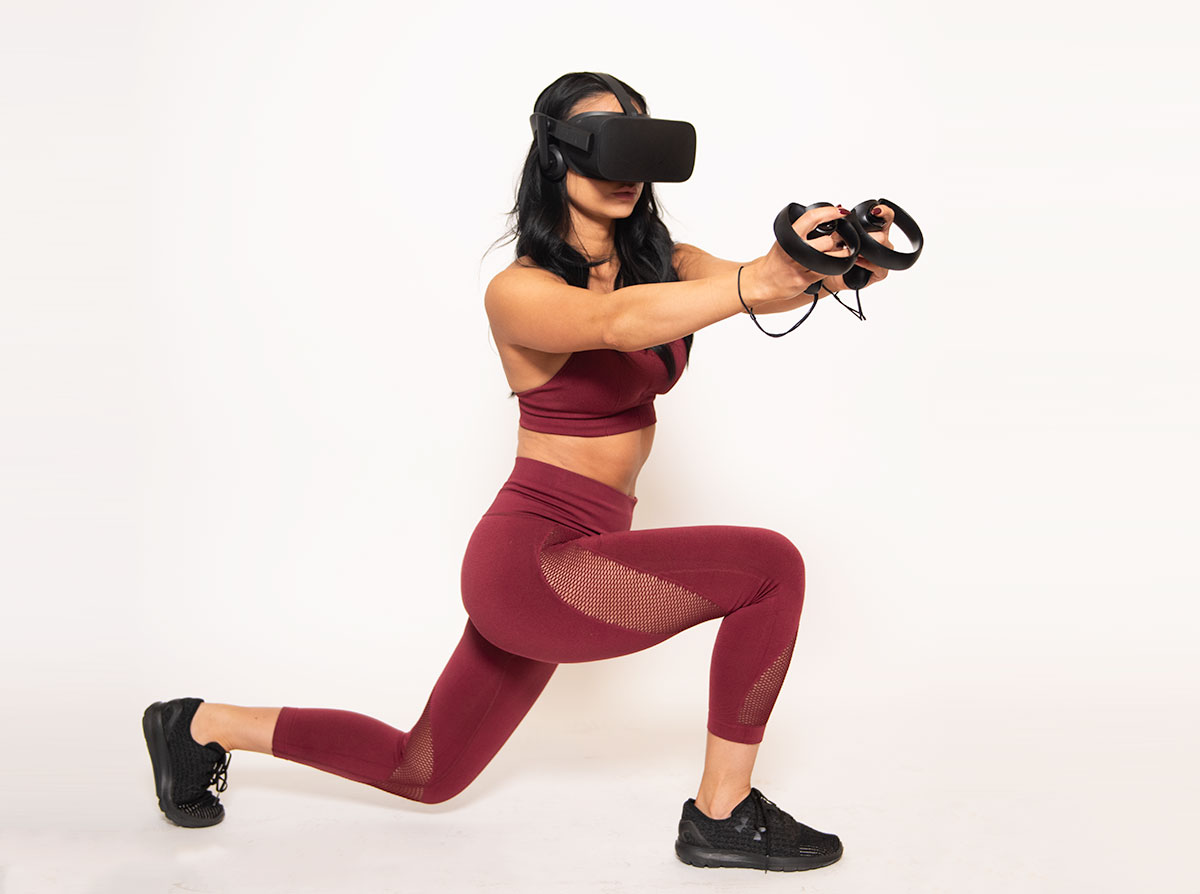 VR is the Best Exercise Equipment You'll Ever Own