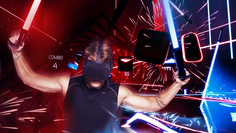 Why We Still Think Beat Saber, The Thrill of the Fight, and BOXVR Form The Best Home Workout Regimen