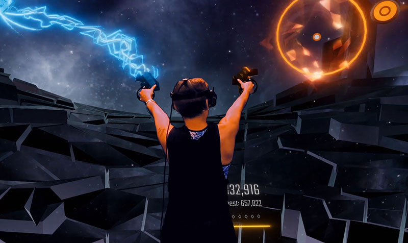 Audica VR Game Review – Fun & Challenging Rhythm Fitness Experience