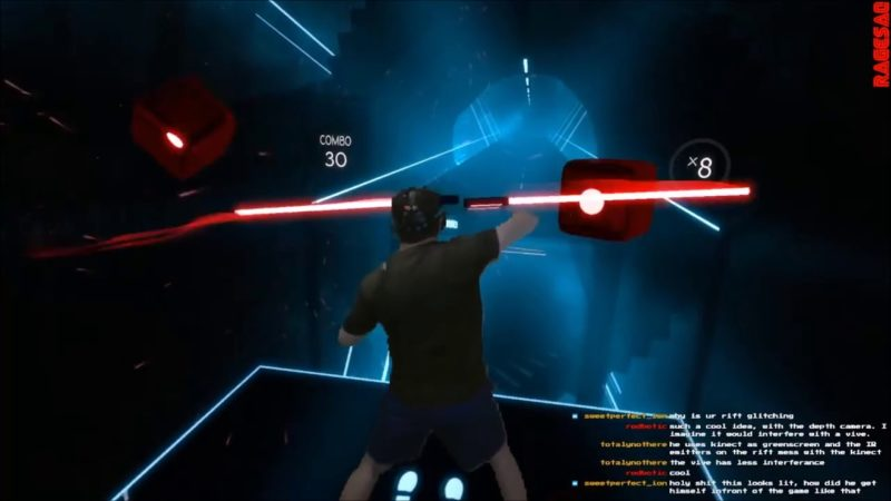 Viral 'Beat Saber' Streamer Ragesaq Explains How to Become