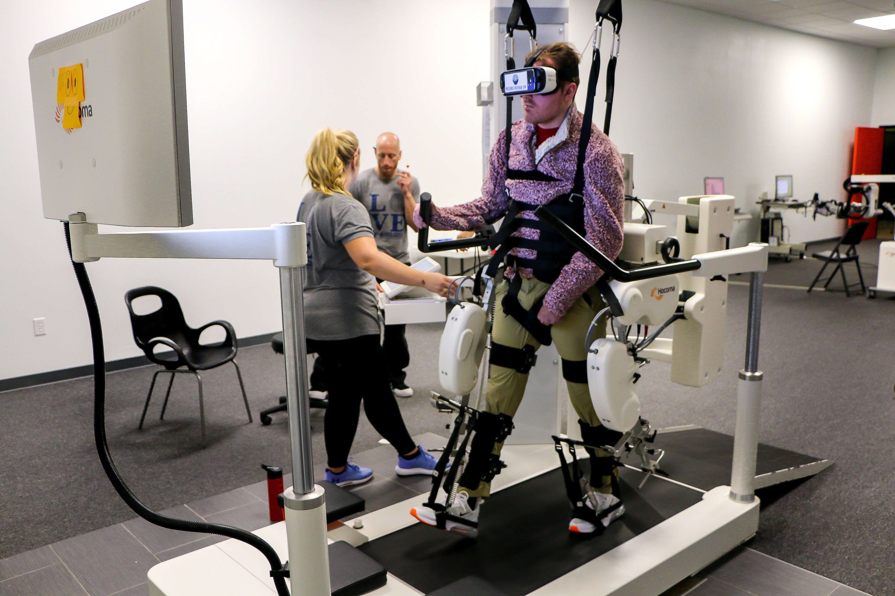 [WEB SITE] Virtual Reality is Finding a Home in Physical Therapy