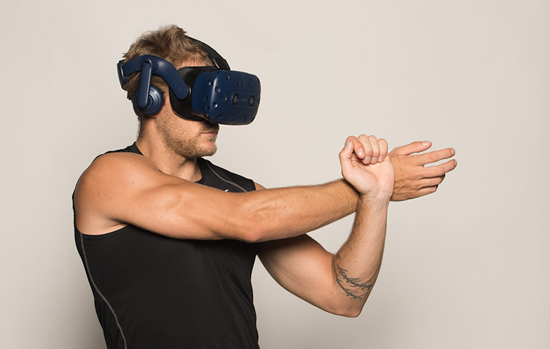 You Could Increase the Function of Your Chronically Sore Limbs Through VR
