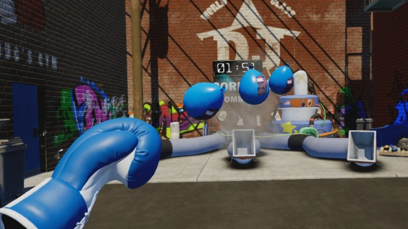 This Week's VR Game Roundup — It's a Knockout!