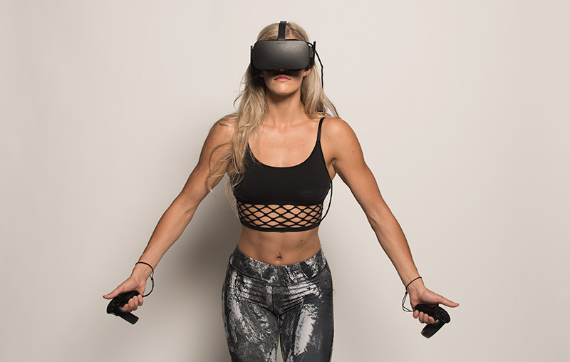 How Much Room Do I Need for VR Fitness Gaming?