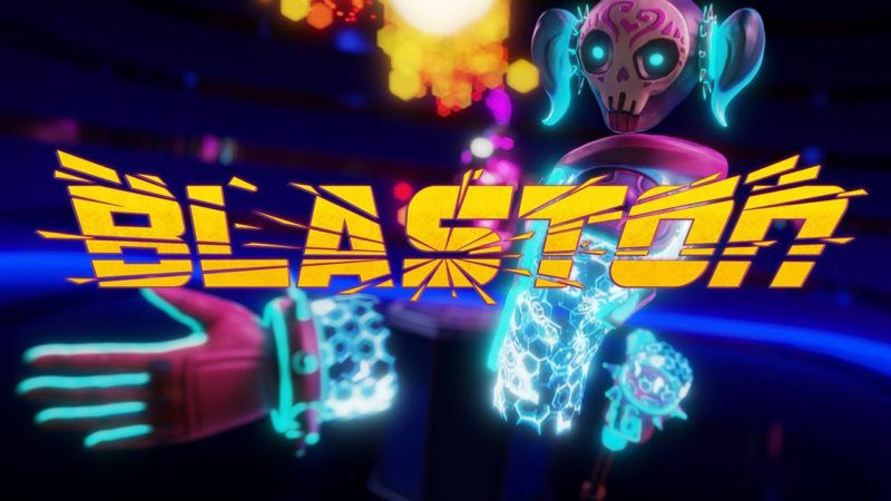 Blaston is a New PvP Shooter from Resolution Games Releasing in 2020