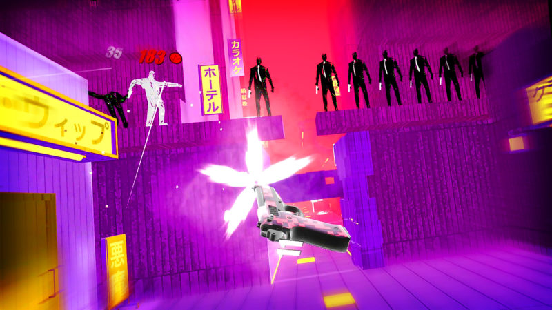 Pistol Whip Shoots to the Beat on PSVR This Summer