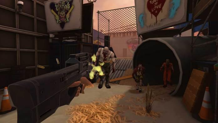Zombieland Headshot Fever