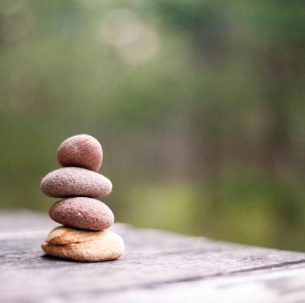 Beginnen met mediteren, mindfulle gezonde gewoontes