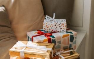 minimalistische cadeaus